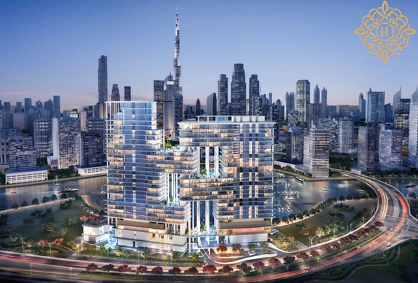 ساخت و طراحی هتل