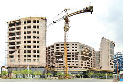 تسهیلات برای ساخت هتل