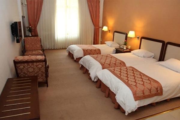 معماری هتل های ایران